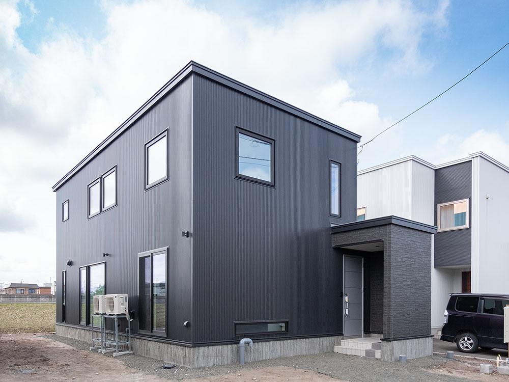 建築のプロに「暖かい」と褒めていただきました/N様邸(札幌市白石区)