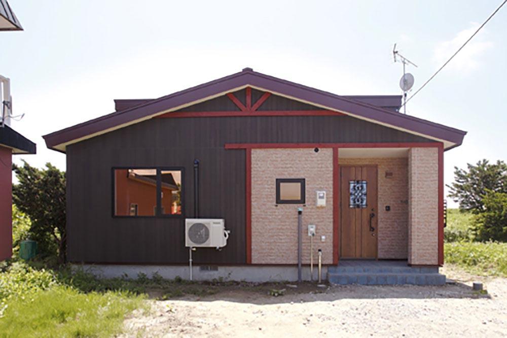 平屋&バリアフリーで将来安心なシニア住宅/Y様邸(せたな町)