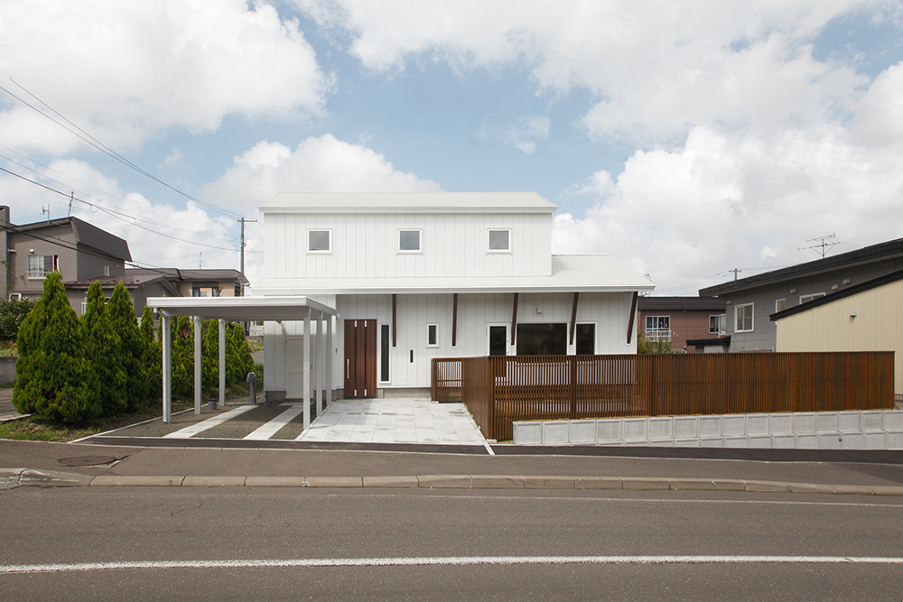 ペット対応と収納にこだわり、1年かけて建てました/Y様邸(北広島市)