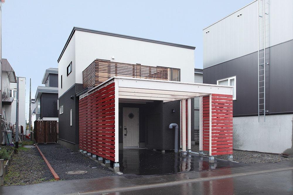 子どもたちも大好きな家。除雪や家事の負担も軽減/I様邸(札幌市手稲区)